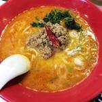 Akamaru - 「坦々麺」(700円)