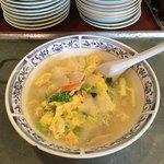 萬里 - 料理写真:五目麺