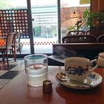 キッチンハウス - 食後のコーヒー200円