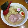 Torashokudou - 料理写真:冷やし中華そば (和風ごま・並) 800円