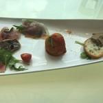 Vino&Ristorante CONNESSO - プランツォ(1,500円 税込)の前菜
