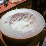 Bar&Bistro 64 - ☆パルミジャーノレッジャーノチーズ