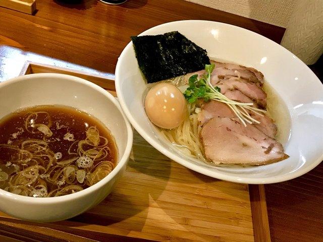 らぁ麺 すずむし>