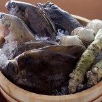 Ageemon - 函館漁港直送の天然魚介類