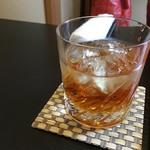 銀座 和久多 - 梅酒(880円)