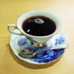 自家焙煎珈琲工房 カフェ バーンホーフ - スマトラマンデリン