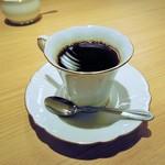 自家焙煎珈琲工房 カフェ バーンホーフ - ハワイコナ