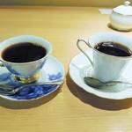 自家焙煎珈琲工房 カフェ バーンホーフ - 仲良く!
