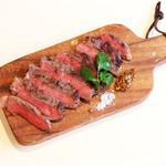 餃子ワゴン Deco - 和牛ステーキ