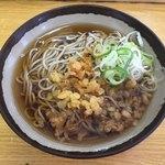 Ranchihausu - たぬきそば(¥310)