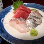 魚料理 ホノルル食堂 -