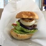ナッティドレッド - 【ハンバーガー】フレッシュサラダ/600円