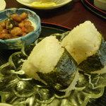 ダイニングカフェまき - 煮豆とおにぎり~