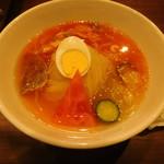 ホルモン焼肉・盛岡冷麺 道 - 盛岡冷麺
