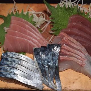 新鮮な刺し盛り・天ぷらをお得に楽しむ方法を伝授します!