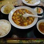 紅龍閣 - マーボー豆腐定食