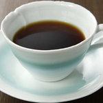 つきはし - 有田焼でのコーヒーカップ