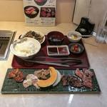 焼肉 椿山 - 料理写真: