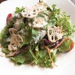 イル ボスケット - 有機野菜のサラダ