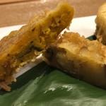 天ぷら天美巧 - 天美攻の南瓜とさつま芋