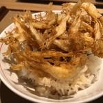 天ぷら天美巧 - 白えび天丼