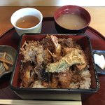 Tenzan - 上天丼 1100円 (税込)