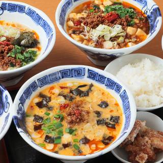 お米へのこだわり。辛さへの自信。台湾王道メニューを食らえ!