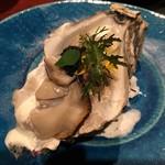 Tapasuebaru - 岩牡蠣(^^)