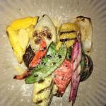 Tapasuebaru - 焼き野菜