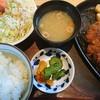 向日葵亭 - 料理写真:ビックメンチカツ(ランチ)
