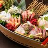 魚と日本酒 笑う門には福来る 錦糸町店