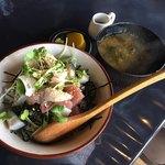 あみ屋 - 海鮮丼