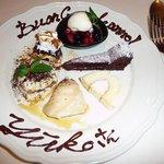 トラットリア・アルベロ - ううっ嬉しいですう~(T_T)今後もお誕生日は絶対来たい。