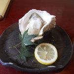 石翁 - 岩牡蠣780円