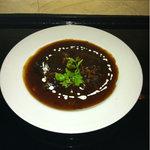 8871665 - 豚バラ肉のバルサミコ煮
