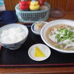 ひさご - 中華そば定食