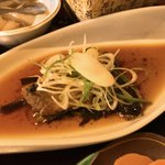 Gyoshouan - 【2018年05月】魚匠庵御膳!煮魚。