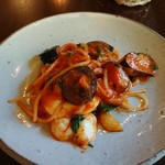 goffo - 茄子とトマト