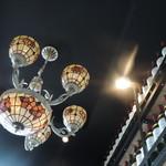 ボヌール - 天井の照明