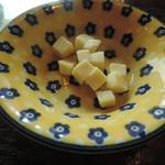 ボヌール - 日替わりチーズ