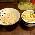 88712782 - 味玉つけ麺