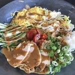 風靡 - 料理写真:中華冷麺@850