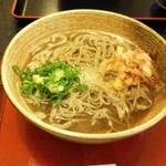 清水 - おろし蕎麦 二八(中)