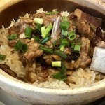 南粤美食 - 干し豚バラ肉とスペアリブ