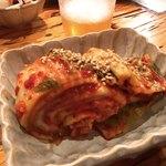 炭焼水七輪焼肉匠たじま - 白菜キムチ