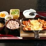 しき彩 - チーズダッカルビ定食