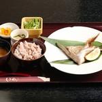 しき彩 - 本日の焼魚定食