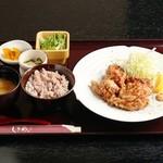 しき彩 - 唐揚定食