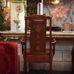 コーヒーの大学院 ルミエール・ド・パリ - 大学院の椅子