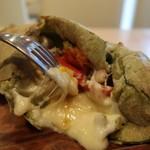 VEGEPIZZA - 12種類の野菜とあらびきポークのベジピッツア